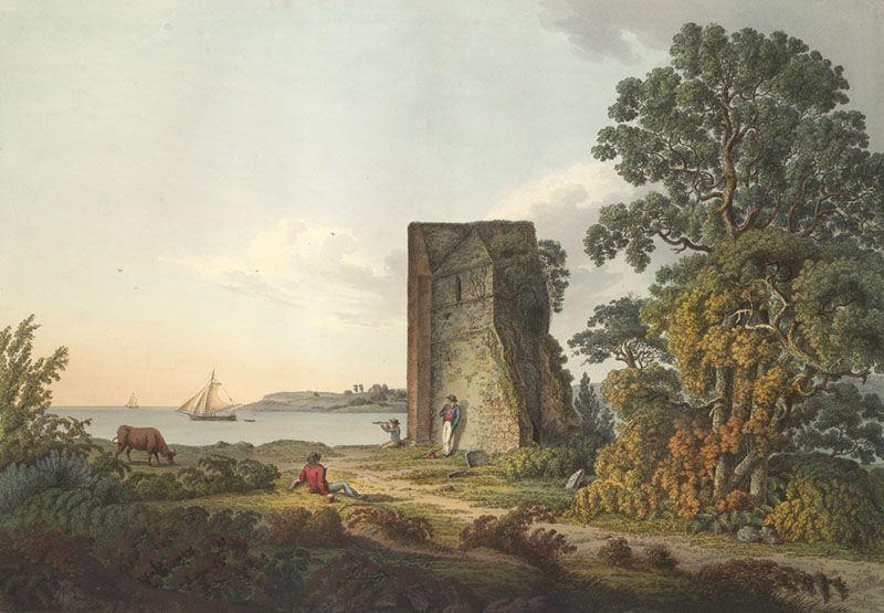 St Helens Seamark c 1813