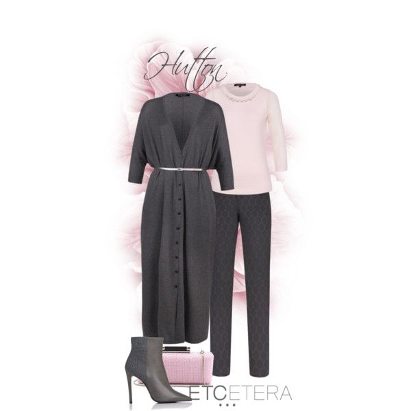 """Etcetera Hutton with Pale Pink"" by leeanne522 on Polyvore"
