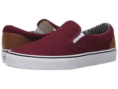 Classic slip on braided suede wild dove, Vans, Shoes