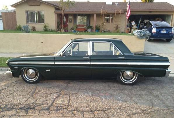 1965 Ford Falcon Futura 4 Door V8 Auto With Images Ford Falcon
