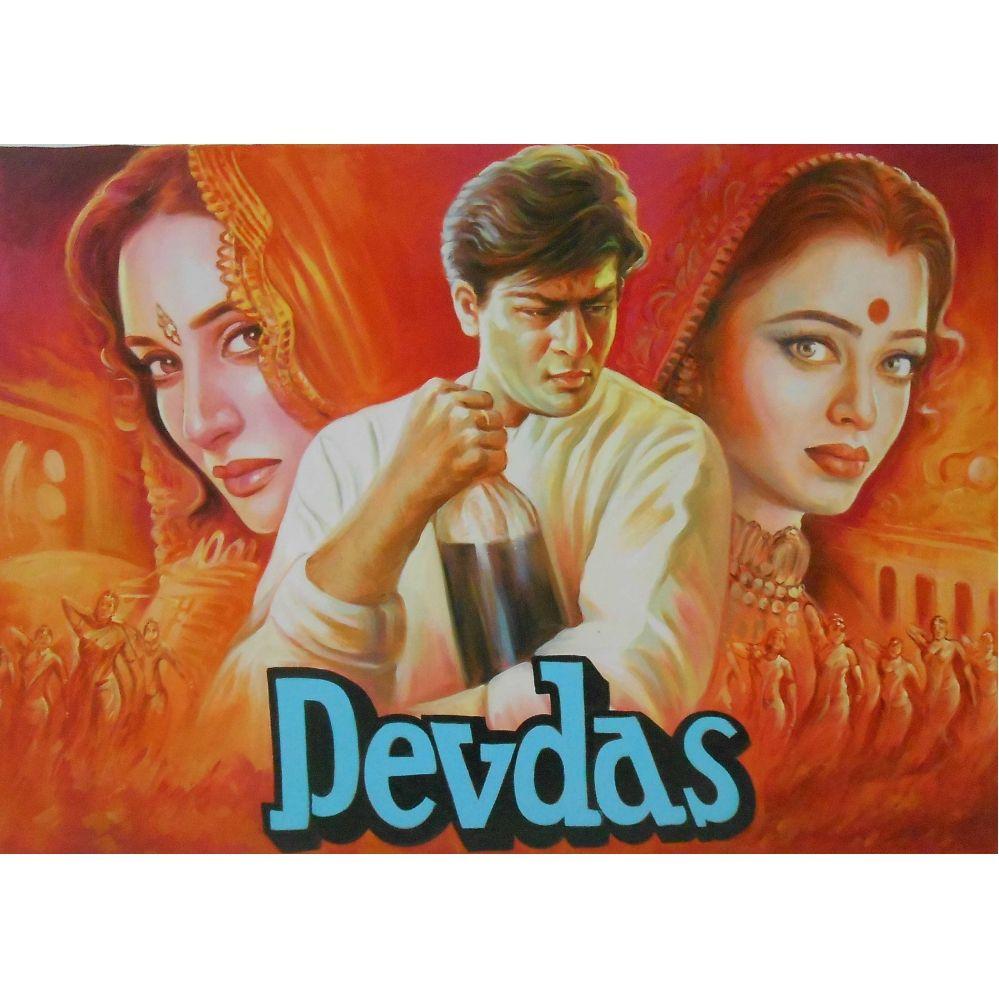 devdas 2002 shahrukh khan hindi movie posters