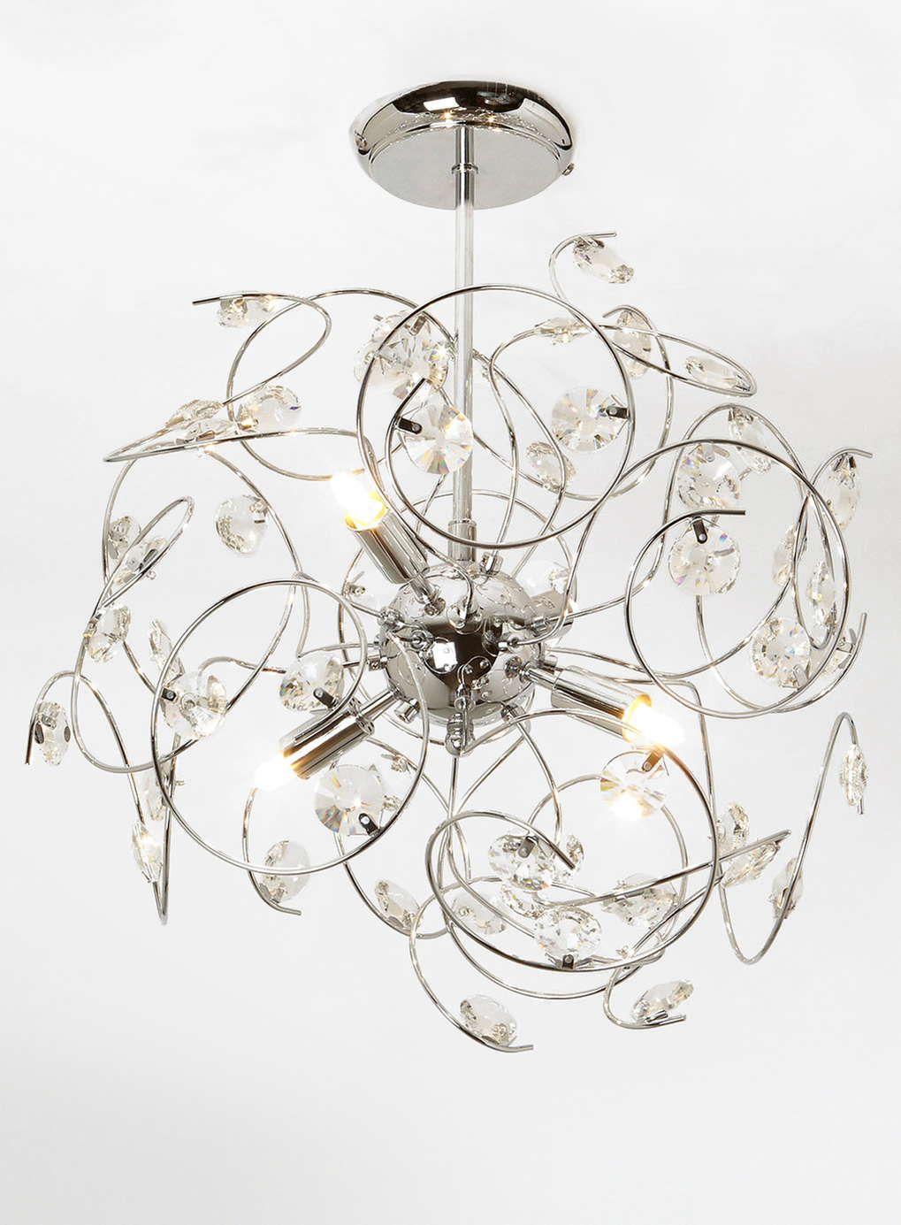 Lila sputnik flush ceiling light bhs living the dream lila sputnik flush ceiling light bhs aloadofball Choice Image