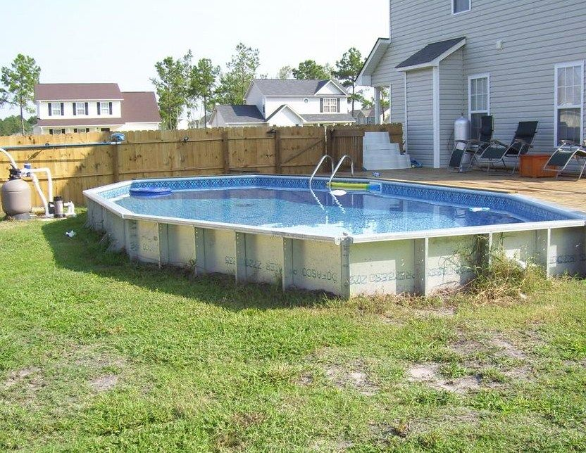 Onground Pool Images