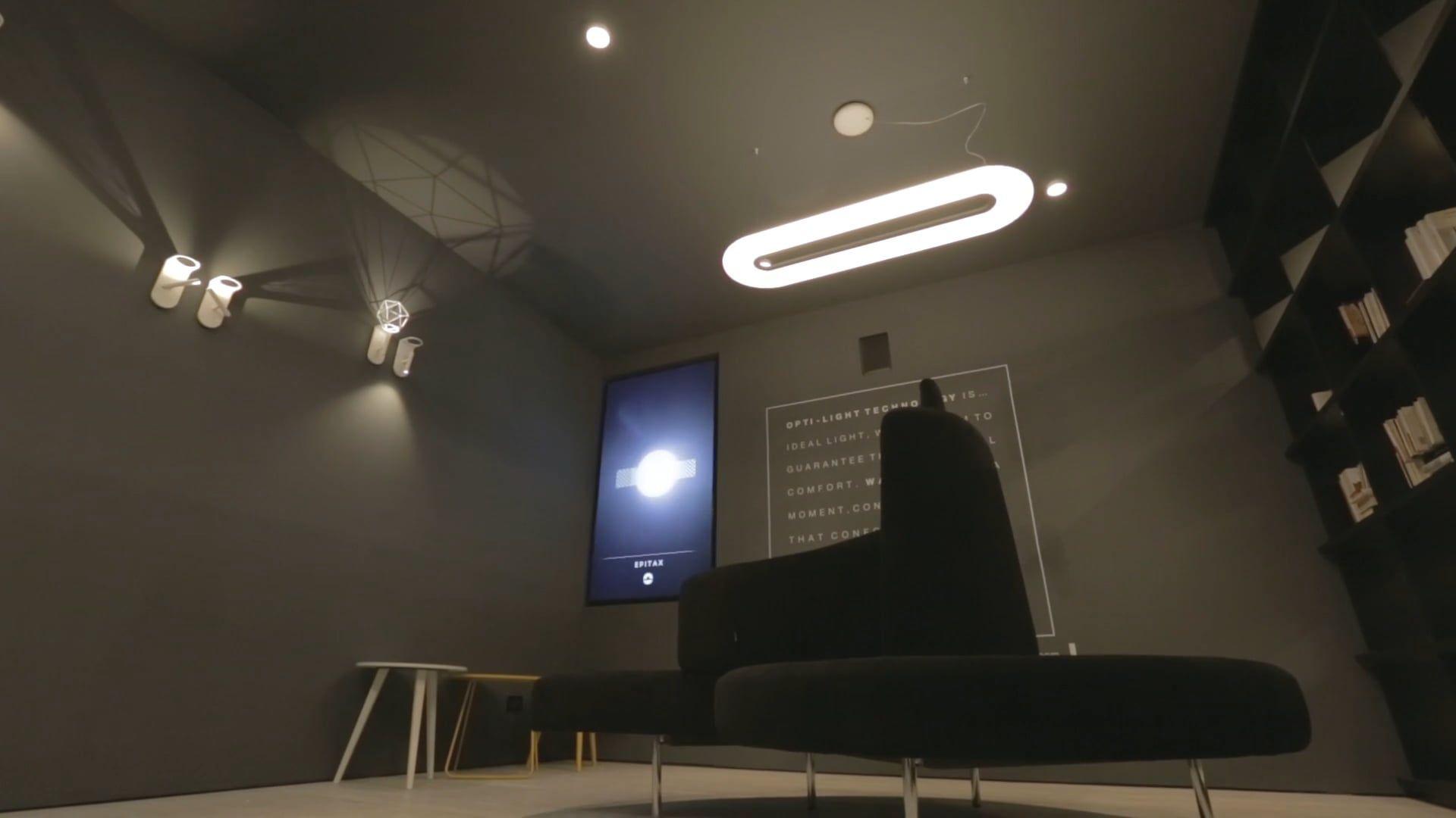 Interactive area @ L+B 2016