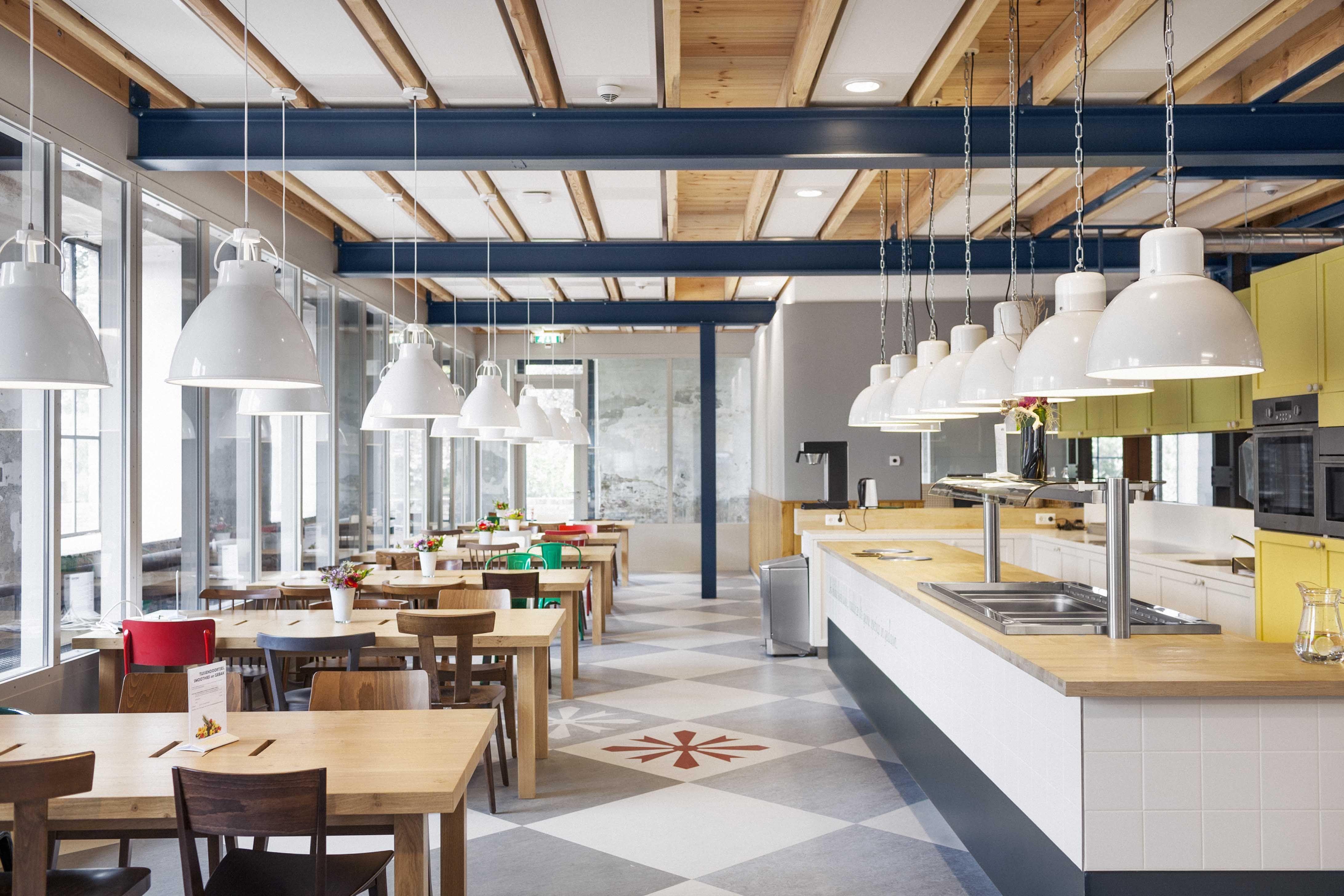 Studiomfd Creative Office Canteen Office Design Headquartes