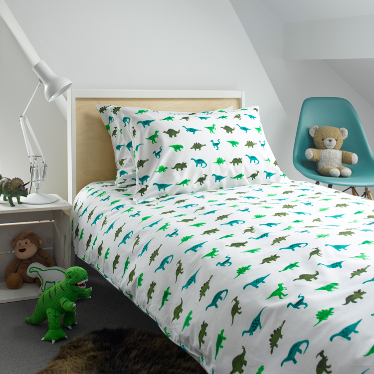 Twin Size Dinosaur Bedding Set Bed Full Decoration Sheets