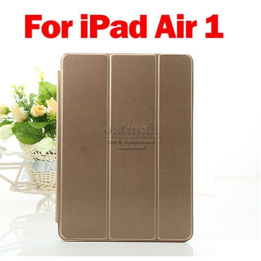 new top Smart cover for ipad air 1 2 case ultra thin flip leather stand luxury original capa funda for apple iPad air2 case