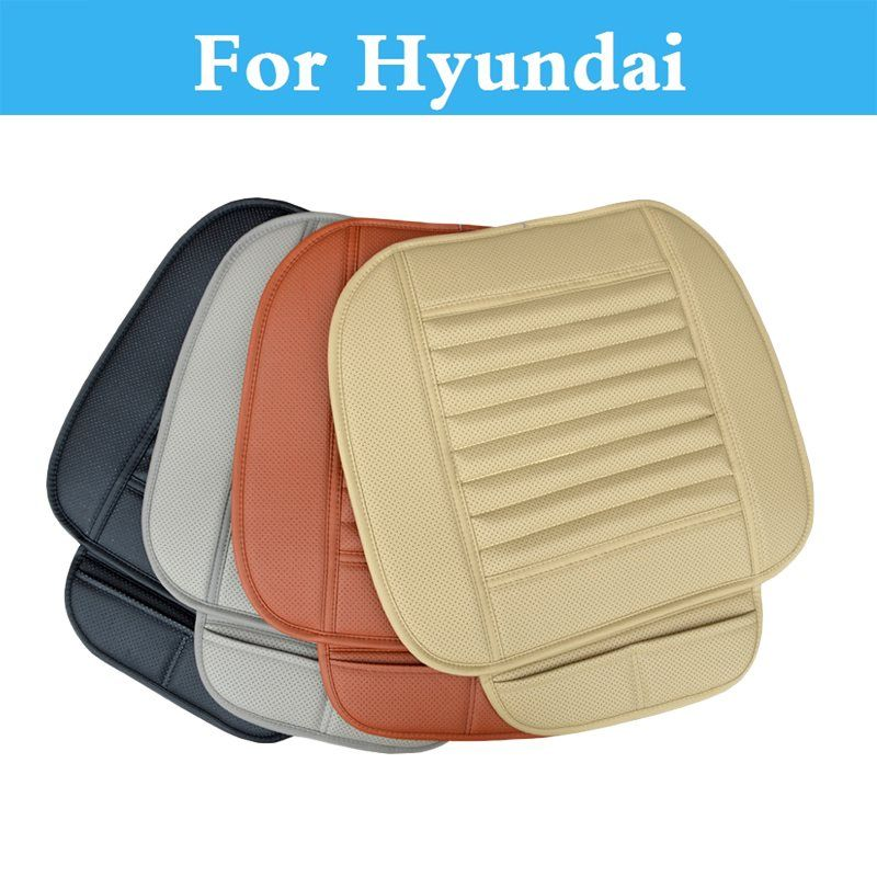 New Leather Car Seat Cover Cushion Cool Wear Chair Antimacassars