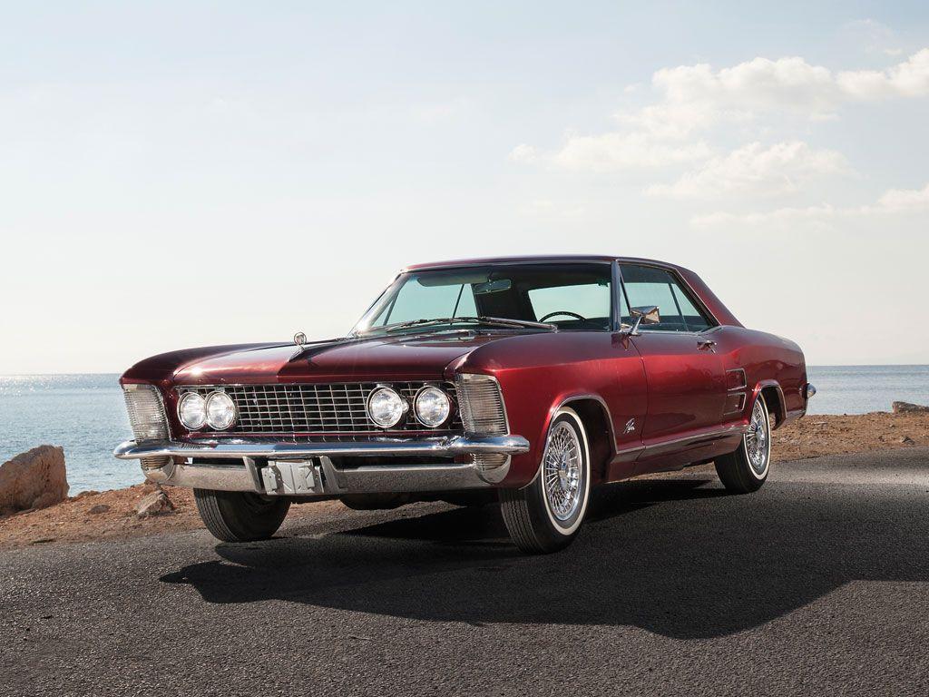 1963 Buick Riviera   Old Rides 2   Pinterest   Buick riviera ...
