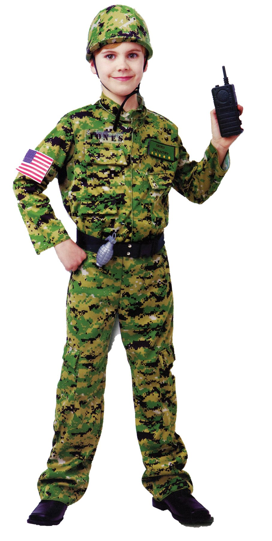 Generic Army Inftry Boys Costume Lg in 2019 Boy costumes