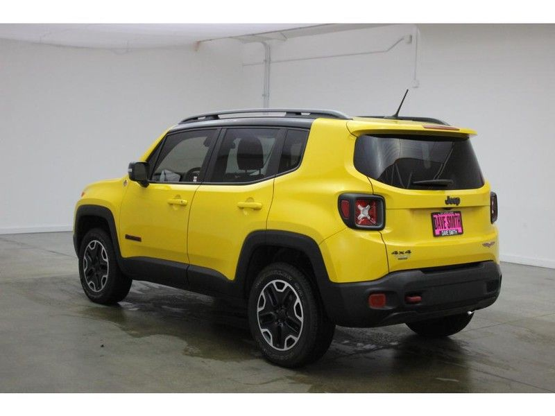 2015 Jeep Renegade Trailhawk 4 4 For Sale