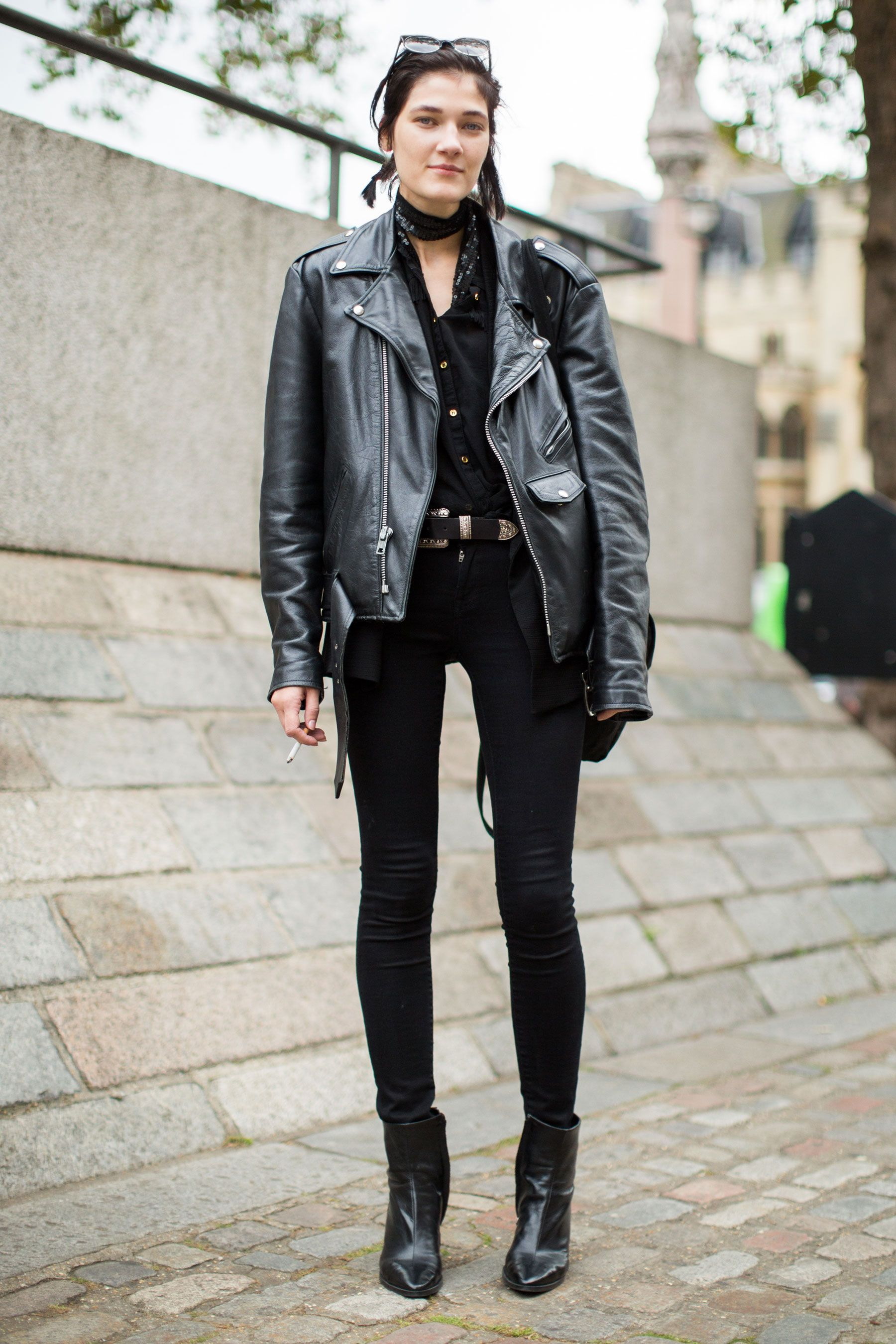 To acquire Fashion london week fall models off duty pictures trends