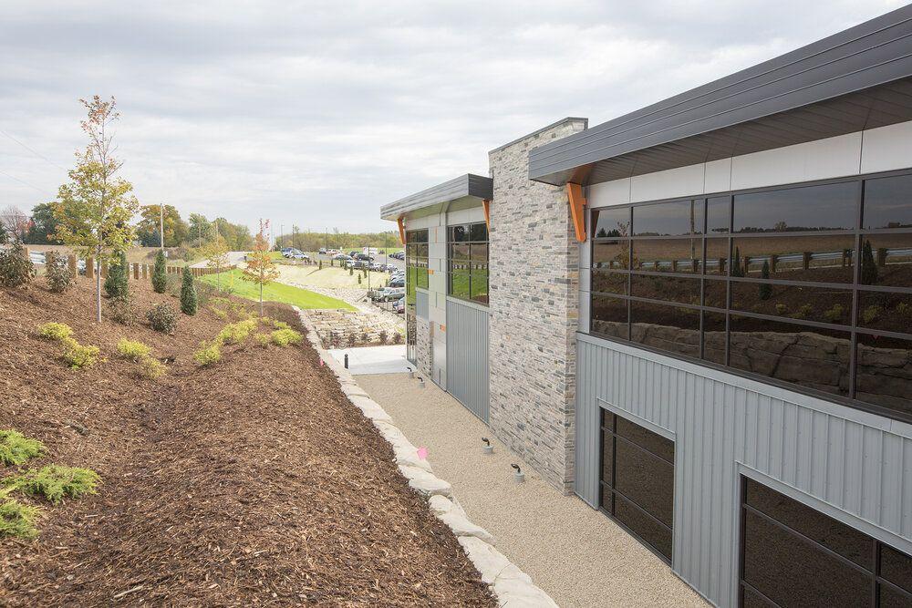 Metalcraft Of Mayville In 2020 Architect Building Facade Mayville