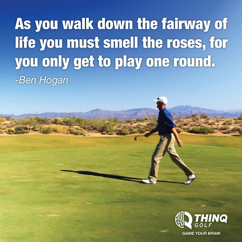 Golf Quotes By Ben Hogan Golf Rolling Hills Country Club In Palos Interesting Golf Quotes About Life