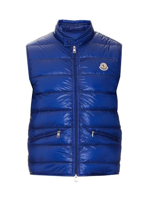 moncler electric blue