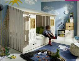 Le Rêve De Tout Petit Garçon Aventurier Gustave Chambre