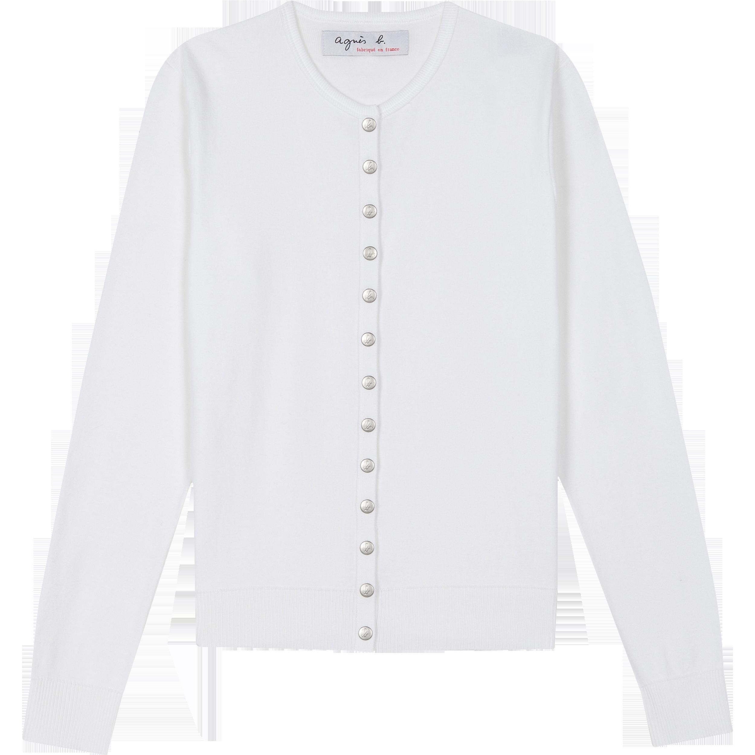 cardigan swing métal blanc | les forever femme | Pinterest | White ...