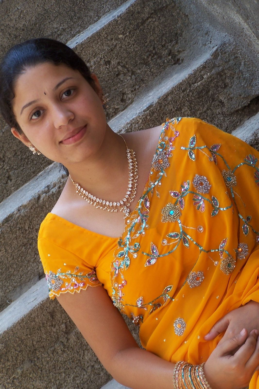 Aunty married Indian married