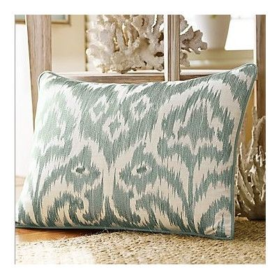 Tommy Bahama Bedding Tommy Bahama Bamboo Breeze Ikat Embroidered