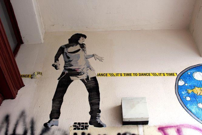 Street Art in Berlin Kreuzberg Friedrichshain, Berlin