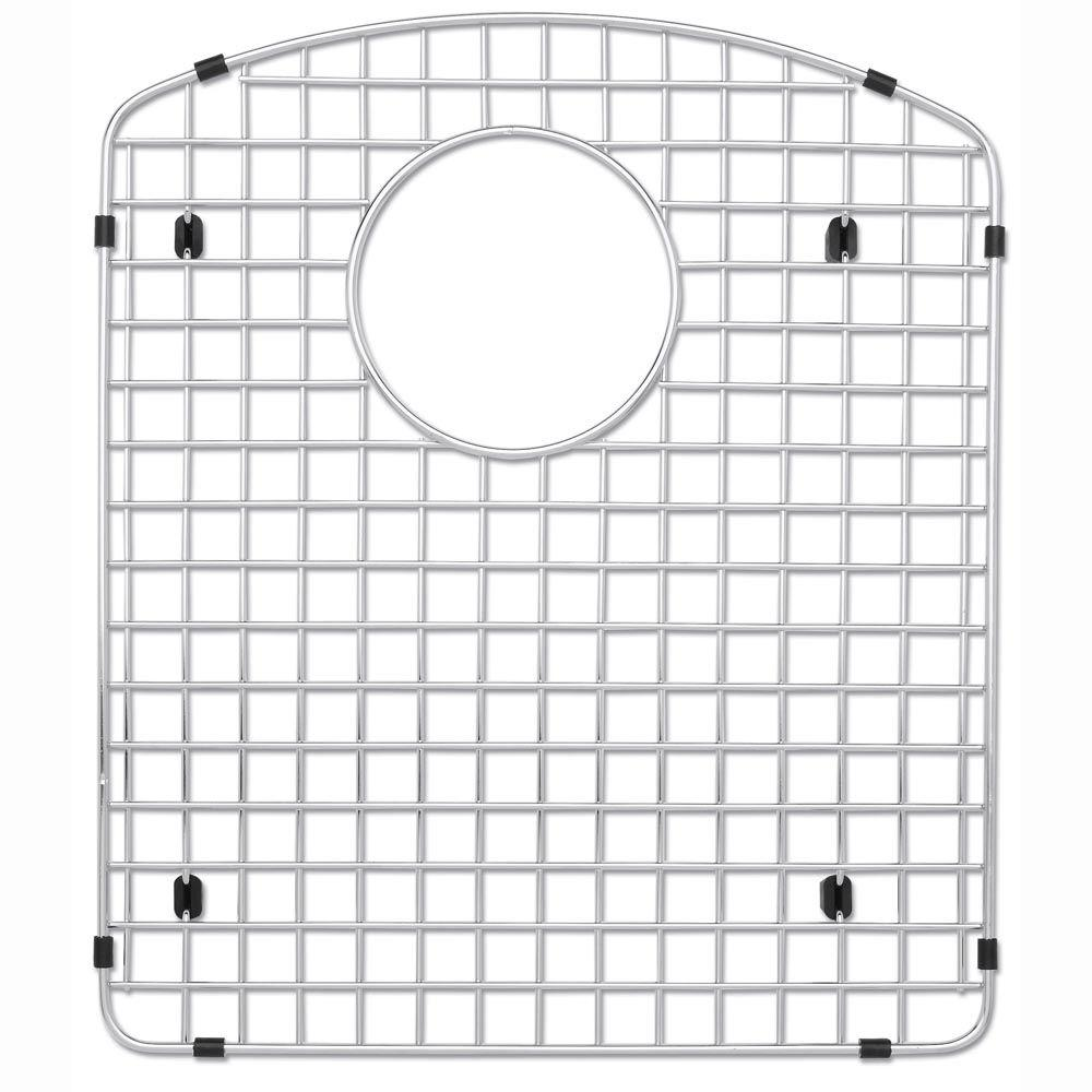 Blanco Stainless Steel Sink Grid For Fits Diamond 1 3 4 Large Bowl