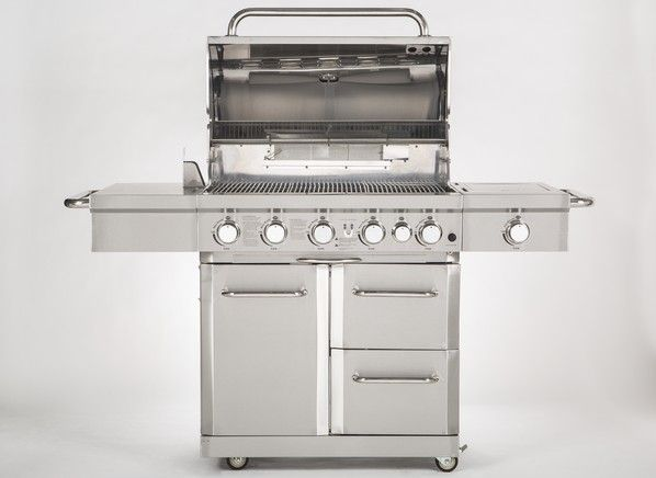 Find Out More About The Bradley Grill Deluxe Gas Including Ratings Performance And Pricing From Consumer Reports