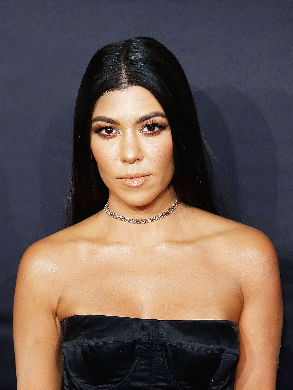 Kourtney Kardashianus Hair Smoothie Recipe Is All You Need for Shiny