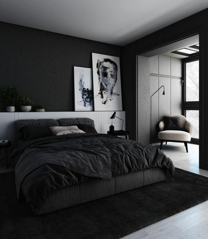 ▷ 1001 + Wandfarben Ideen für ein wohnliches Ambiente