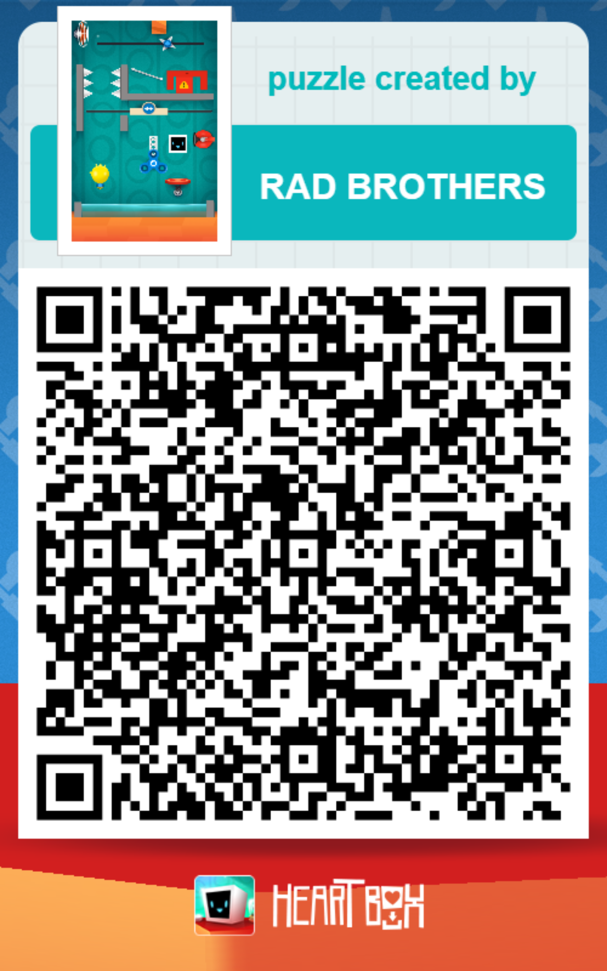 Level №5 for your collection by RAD BROTHERS! ⚠To add this