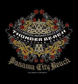 Thunder Beach Motorcycle Rally, Panama City Beach Bike Week   Store ...
