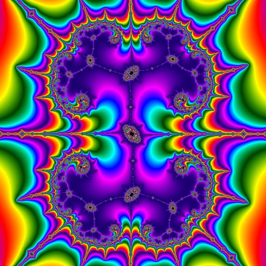 Cool rainbow thing