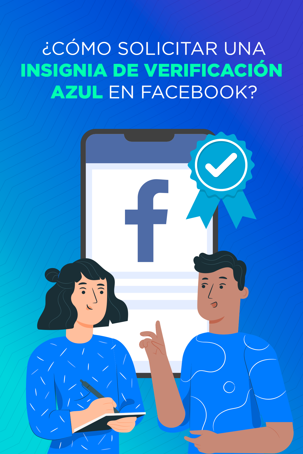 Tutorial Cómo Solicitar La Insignia De Verificación En Facebook Libros De Negocios Consejos Para Redes Sociales Facebook