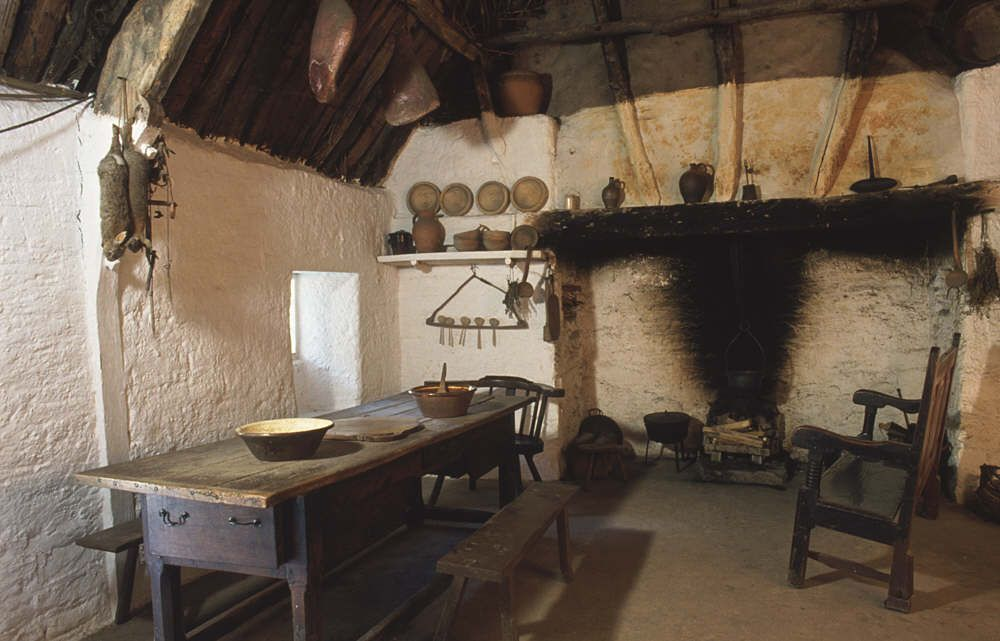 cottage 18th century cottage interiors pinterest