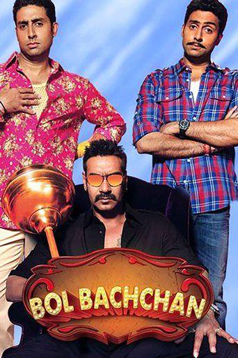 Watch!!~ Bol Bachchan (2012) FULL MOVIE  - free bol