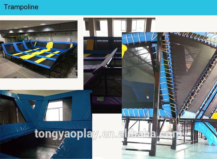 Indoor Trampoline Park With Basketball Ball Pool Foam Pit Dodgeball Area Find Complete Details About Indoor Tram Indoor Trampoline Trampoline Trampoline Park