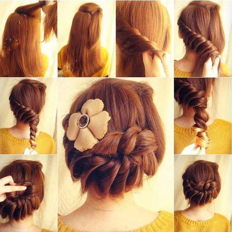 Best Of Frisur Schleife Aus Haaren Best Haare Frisuren
