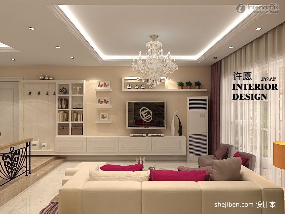 Lcd Wall Designs Living Room Home Design