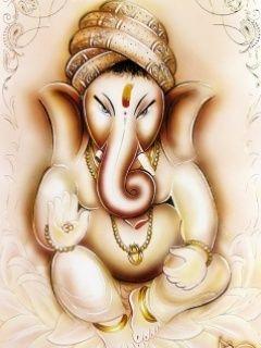 Lord Ganesha Ganesha Ganesh Art Ganesha Painting