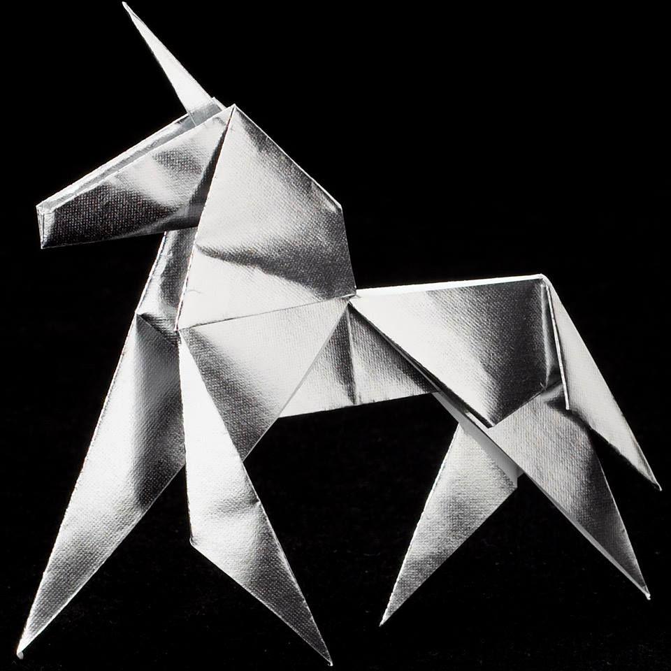 Blade Runner Origami Unicorn Bladerunner
