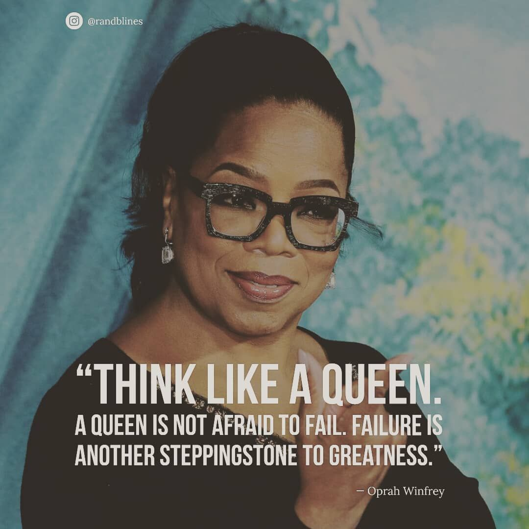 Source  oprah  tag someone who thinks like a queen  follow  random borr  Source  oprah  tag someone who thinks like a queen  follow  random borrowed lines for mo
