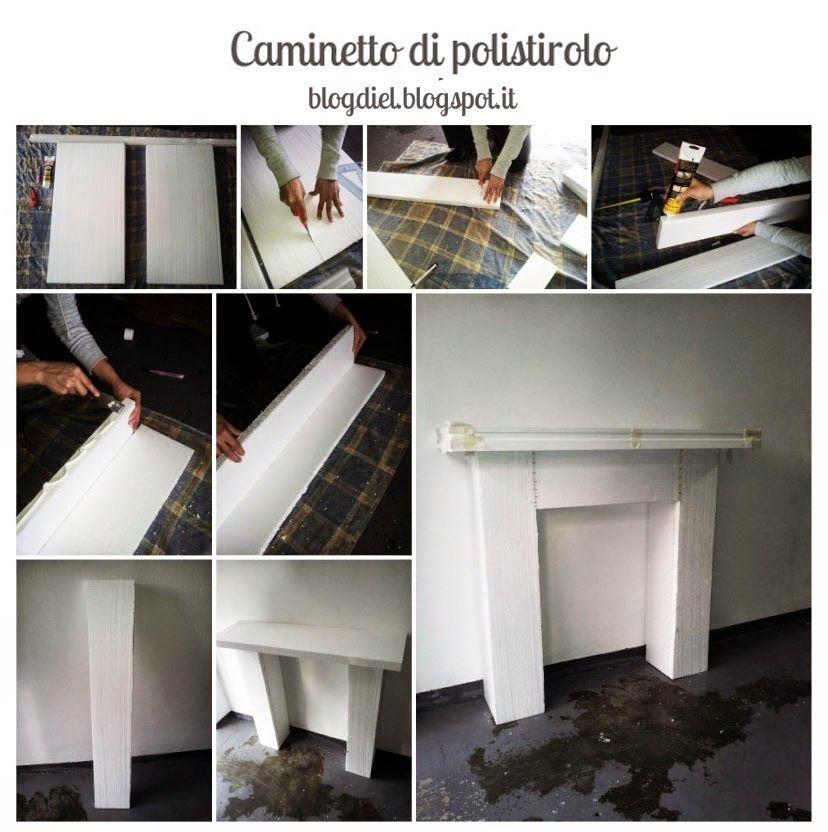 Cornice caminetto finto in polistirolo home interior for Cornice camino ikea