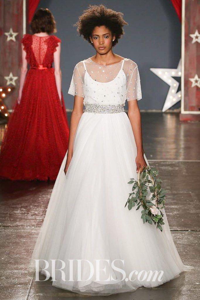 Spring 2018 Wedding Dress & Bridal Gowns Trends | Brides | Brides ...
