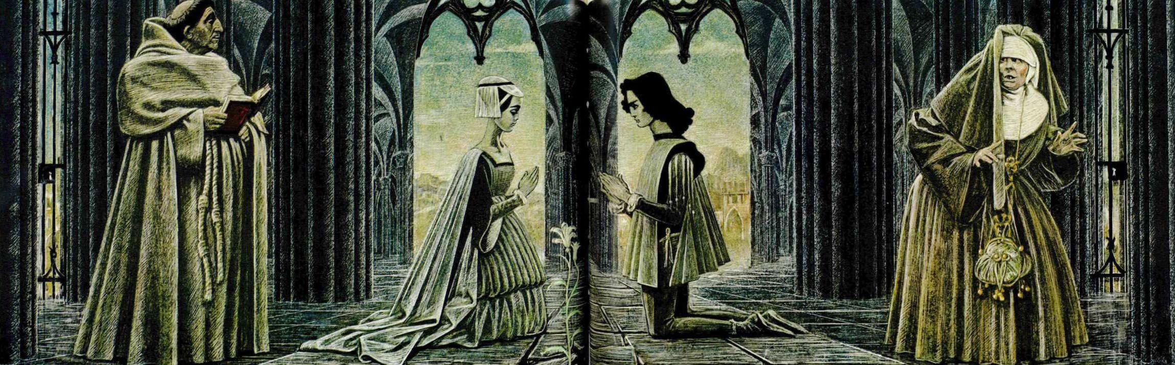 Shakespeare, Romeo and Juliet, Art