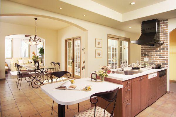 スペイン風 モデルハウス の画像検索結果 内装 ハウスデザイン 家