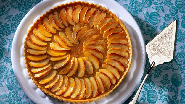 French Apple Tart Recipe Apple Tart Recipe French Apple Tart French Apple Tart Recipe