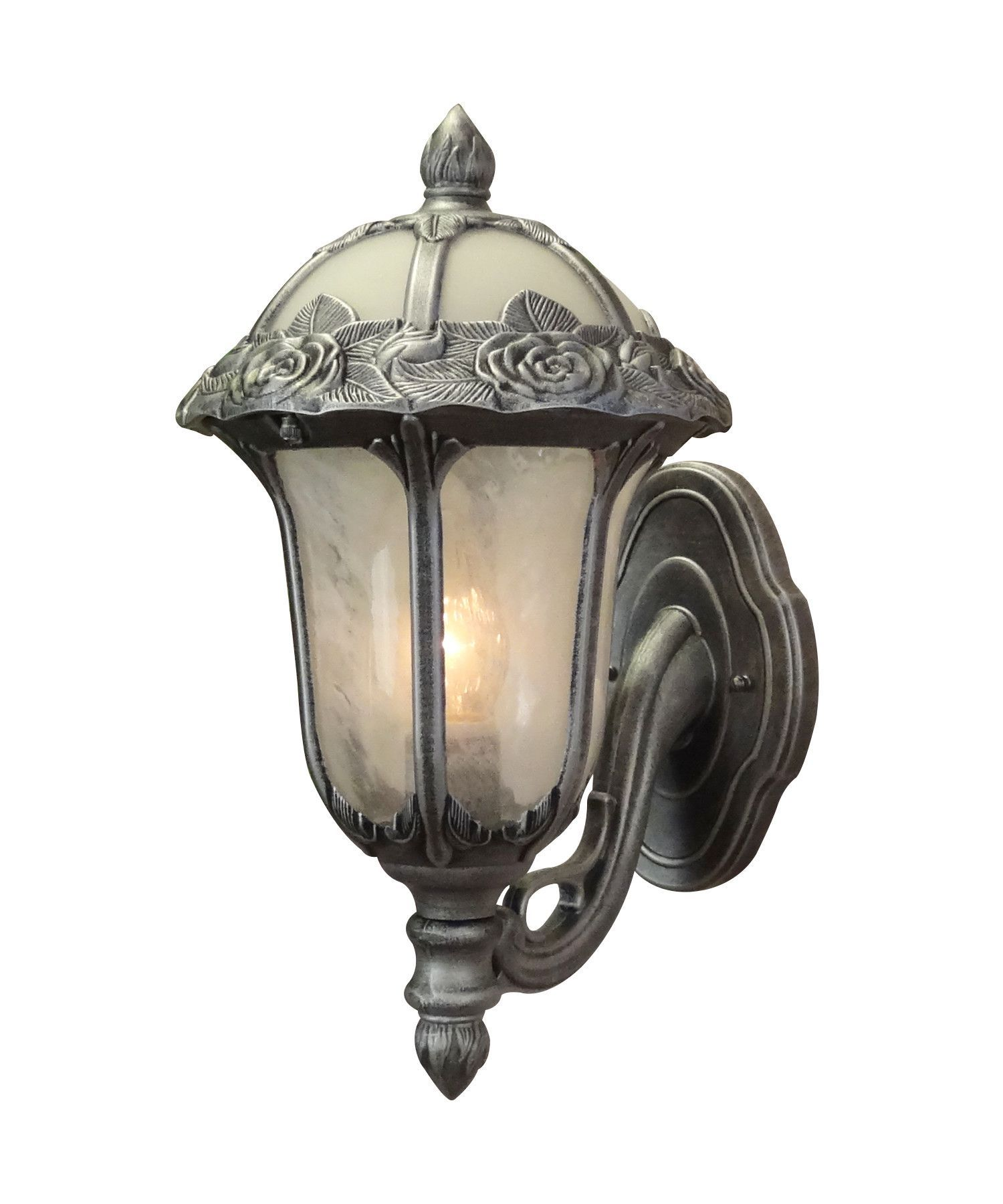 Rose garden light outdoor sconce outdoor wall lantern and products