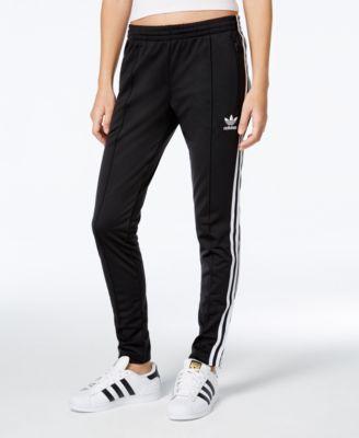 Adidas Originals Superstar Track Pants Macys Com Hosen Damen Hosen Adidas Hose