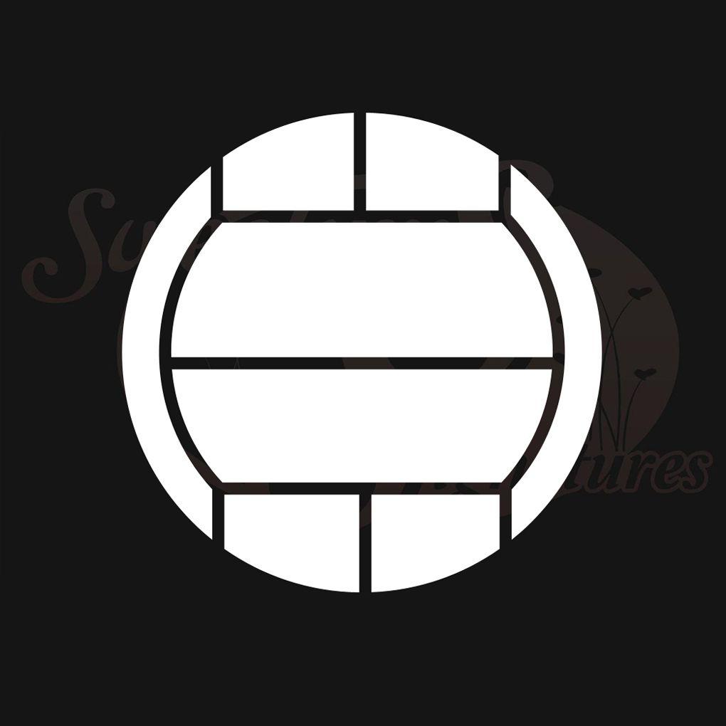 Volleyball Vehicle Decals Car Decals Vehicles Decals [ 1020 x 1020 Pixel ]