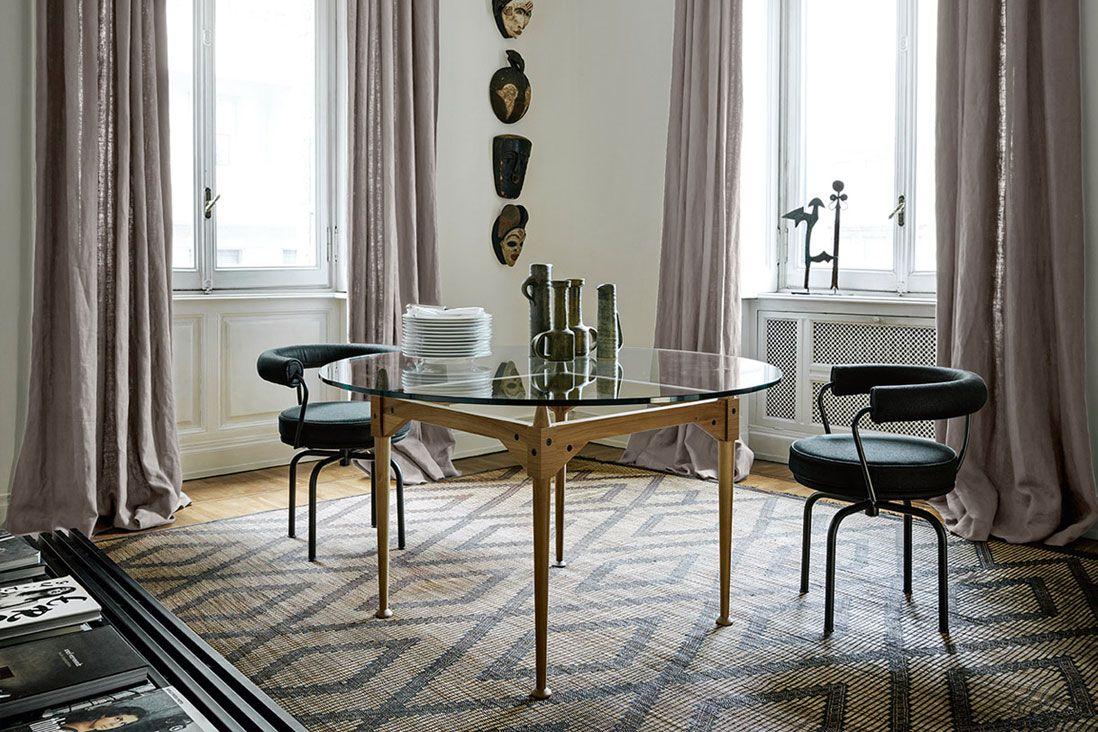 LC7 - Cassina - Le Corbusier, Jeanneret, Perriand - Sedie - Zucchi ...