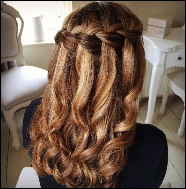 Frisuren Lange Haare Abschlussball Haarschnitte Beliebt In Europa